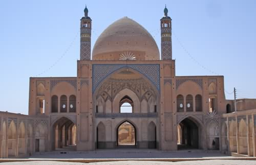 kashan sightseeing